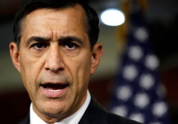 Rep. Darrell Issa: GOP attack dog.