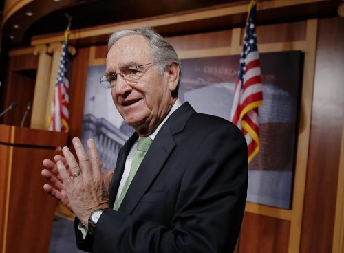Sen. Tom Harkin (D-Iowa)  (AP Photo/J. Scott Applewhite)