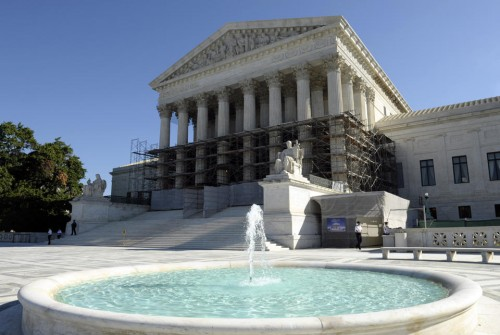 Supreme Court (AP Photo/Susan Walsh)