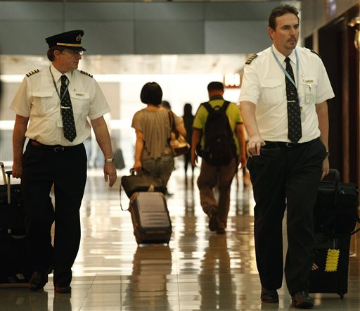 Airline pilots shortage? Maybe, maybe not