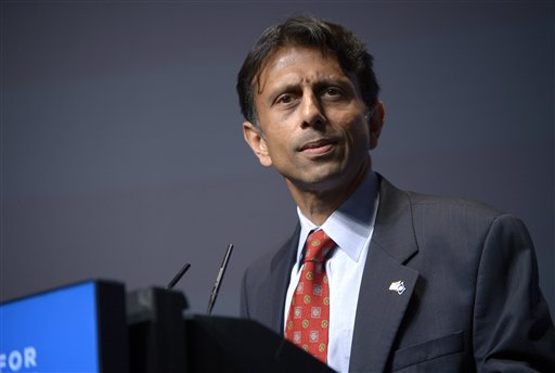 Louisiana Gov. Bobby Jindal. (AP Photo/Phelan M. Ebenhack)