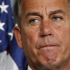 Speaker of the House John Boehner (AP)