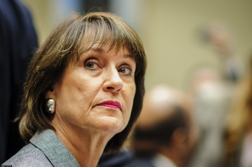 Former IRS executive Lois Lerner