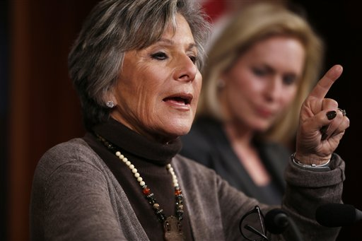 Senate sides with abusers on military sexual assault