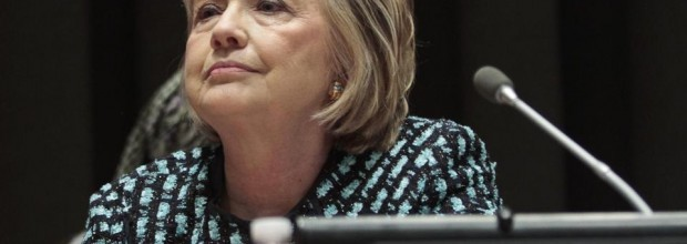 Hillary Clinton: Equality for women is 'unfinished business'