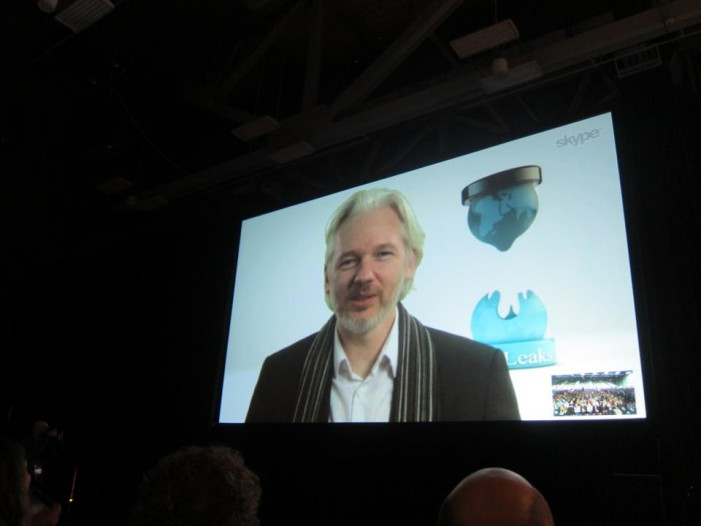 WikiLeaks founder hints new NSA leaks coming