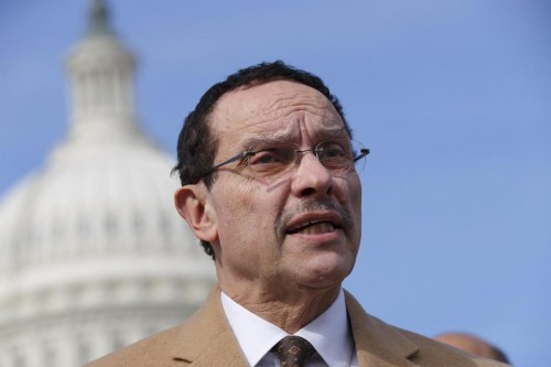 Washington, D.C. Mayor Vincent Gray  (AP Photo/J. Scott Applewhite)