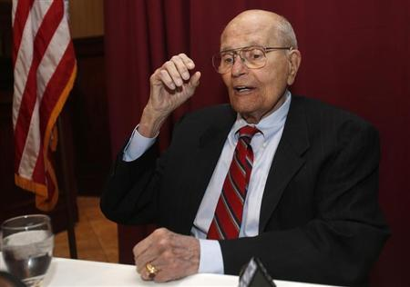 Retiring Michigan Rep. John Dingell  (Reuters/Rebecca Cook)