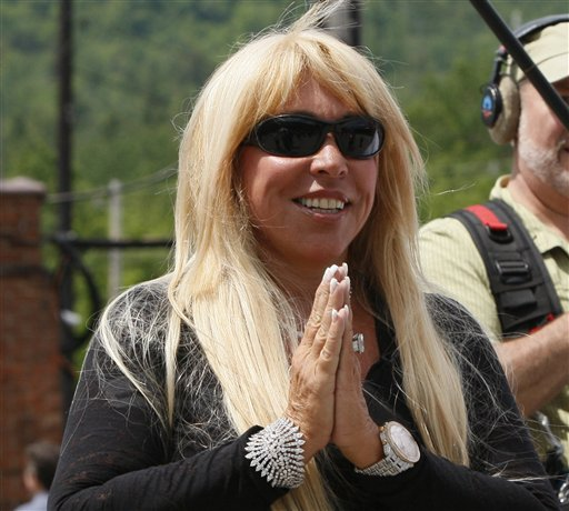 Lynn Tilton  (AP Photo/Robert F. Bukaty, File)
