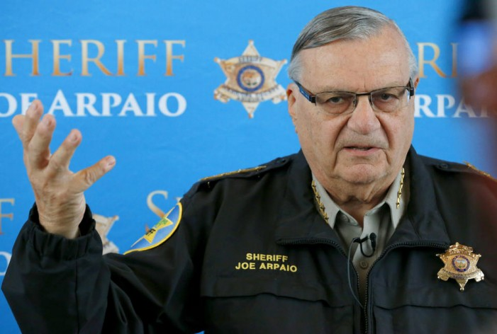 Judge scolds racist Arizona sheriff, chief deputy
