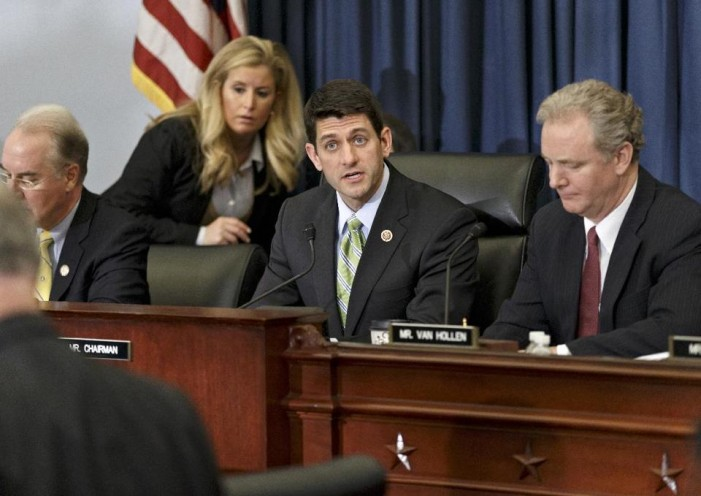 Republican budget: Massive cuts in aid to poor