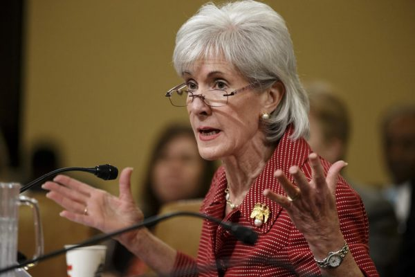 Health and Human Services Secretary Kathleen Sebelius (AP Photo/J. Scott Applewhite, File)
