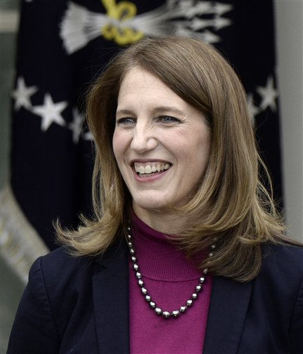 Sylvia Mathews Burwell  (AP Photo/Susan Walsh)