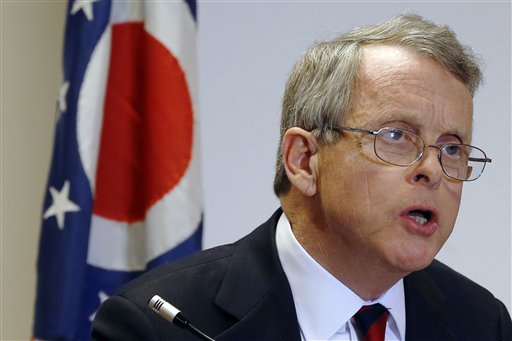 Ohio Attorney General Mike DeWine  (AP Photo/Keith Srakocic)