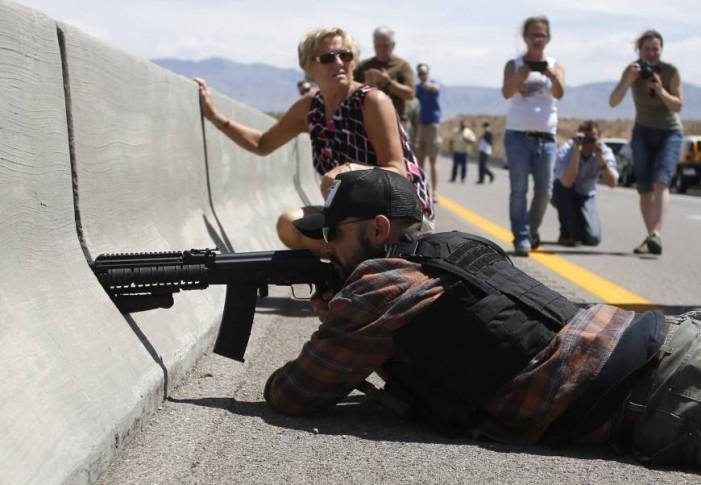 Militias in America: Be afraid, be very afraid