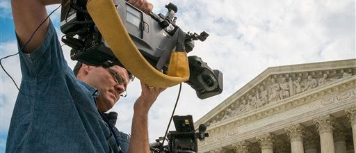 Justices appear skeptical in Internet streaming case