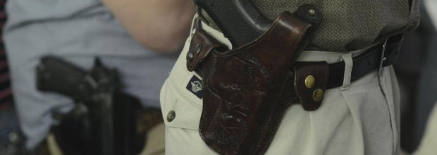 In Georgia, most can carry guns almost anywhere