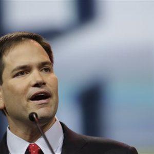 Sen. Marco Rubio, R-Fla. (AP Photo/AJ Mast)