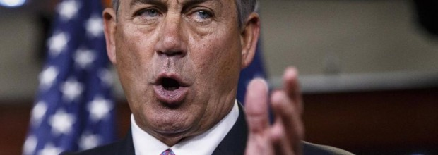 Boehner faces three opponents in GOP primary