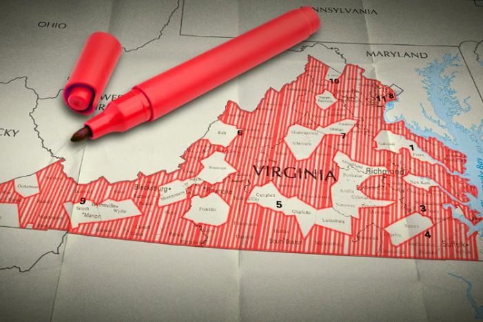 Democrats fight 'racial gerrymandering' in Virginia