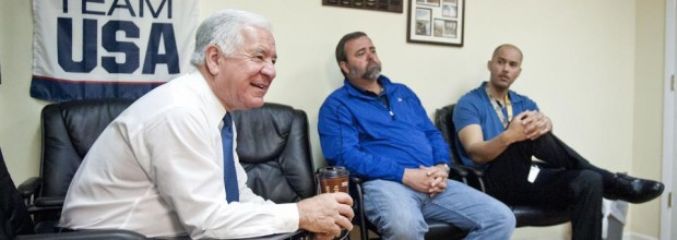 Nick Rahall fights for his political life in W.Va.