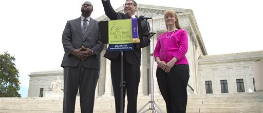 Supremes say 'amen' to prayer at public meetings
