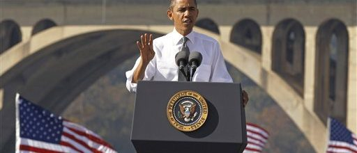 New White House focus: Road, bridge repair