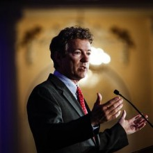 Rand Paul: NSA 'mortifies' Founding Fathers