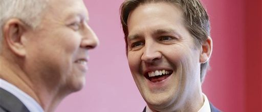 Is Ben Sasse a tea party type in name only?