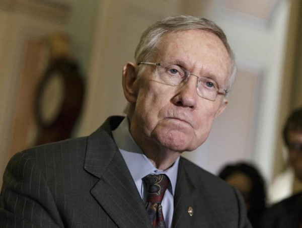 Senate Majority Leader Harry Reid (AP)