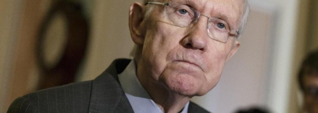 Harry Reid opposes Obama nominee for federal judge