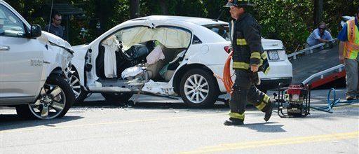 Vehicle crashes cost whopping $871 billion