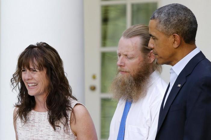 American POW released in Afghanistan