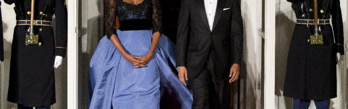 Who pays for Michelle Obama's fancy clothes?