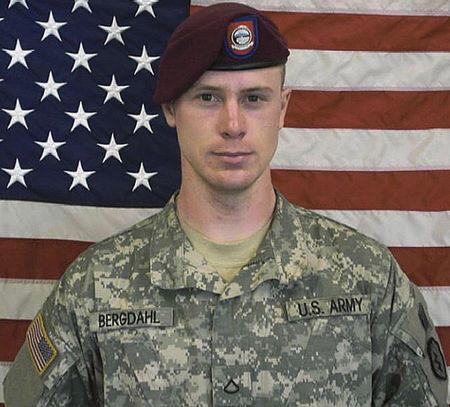 Army Sgt. Bowe Bergdahl (Army handout)