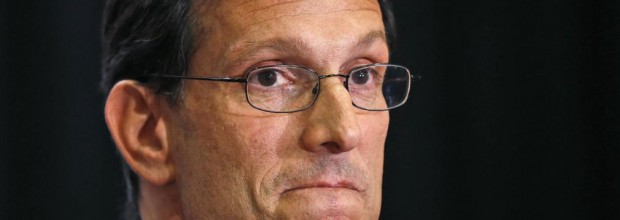 Tea party pot boils over with joy celebrating Cantor's loss