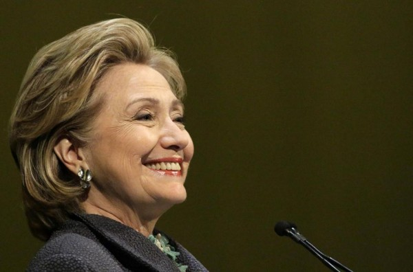 ormer Secretary of State Hillary Rodham Clinton   (AP Photo/Stacy Thacker)
