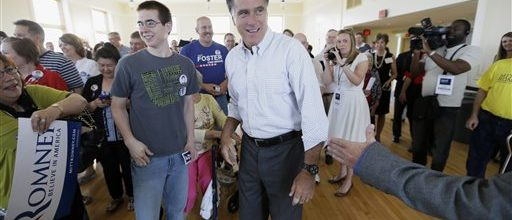 Romney seeking to again be a GOP political force