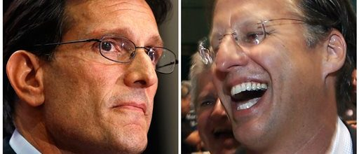 Dave Brat stays in the background…for now