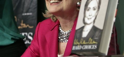 Clinton laying groundwork for Presidential run