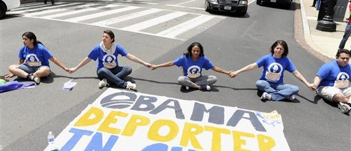 Obama waiting on House for immigration action