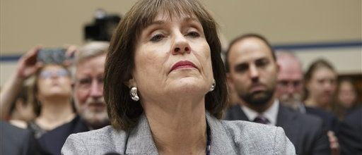 IRS officials belittled, targeted conservatives, GOP claims