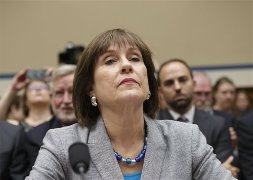 Former Internal Revenue Service (IRS) official Lois Lerner  (AP Photo/J. Scott Applewhite, File)