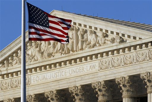 The U.S. Supreme Court (AP Photo/Alex Brandon)
