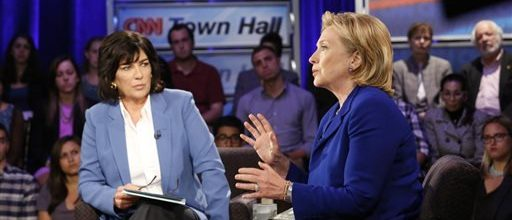 Clinton admits to unaswered questions about Benghazi