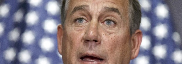 Boehner says he's 'in to stay' as Speaker