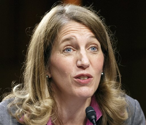 Health and Human Service Secretary Sylvia Mathews Burwell   (AP Photo/J. Scott Applewhite, File)