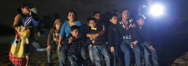 Americans uneasy about border-crossing children