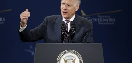 Biden to governors: 'Get out there and lead'