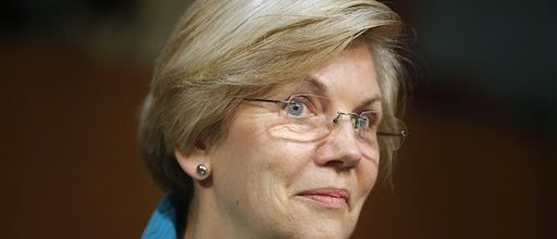 Sen. Warren on campaign road for Democrats